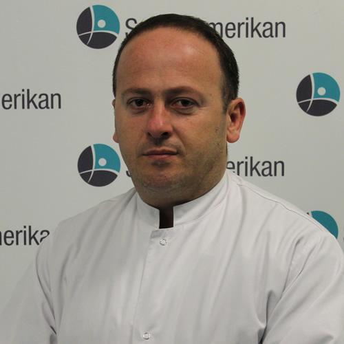 Dr. Arbër Hamiti