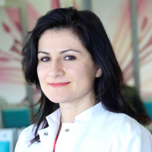 Dr. Alida Hasbajrami