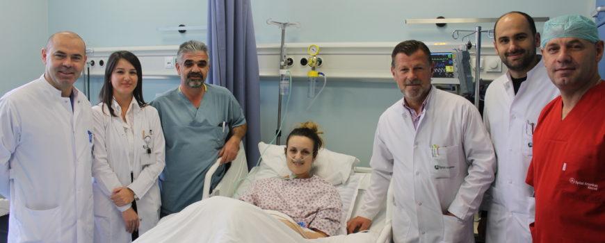 Në Kosovë shënohet rasti rrallë i pacientes me probleme në zemër.