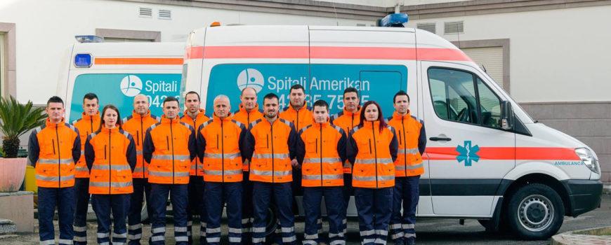 Telefonata që shpëton jetë, shërbimi më i shpejtë dhe profesional i URGJENCËS!