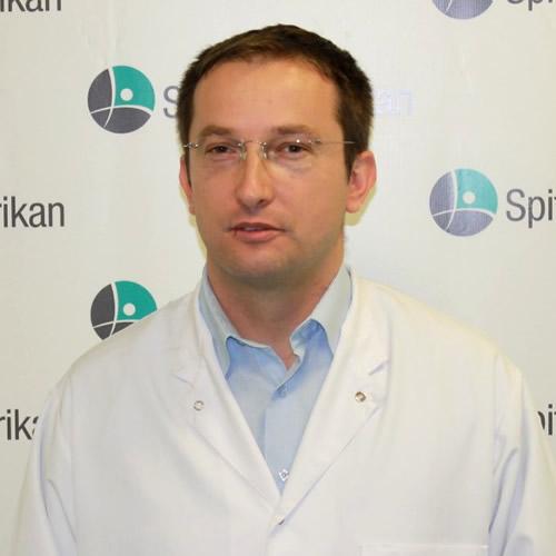 Dr. Agron Beqiri