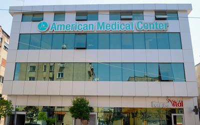Qendra Mjekësore Amerikane Durrës