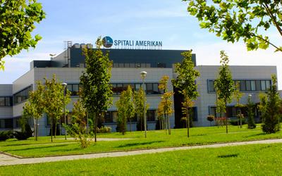 Spitali Amerikan Kosovë - Prishtinë